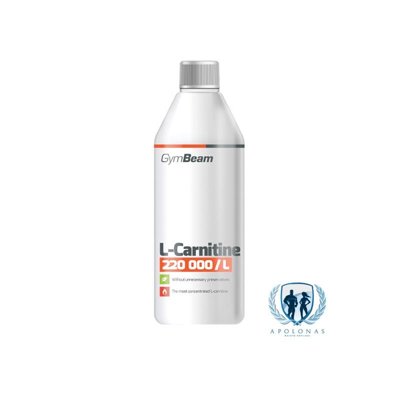 GymBeam L-Carnitine 220 000 1000ml