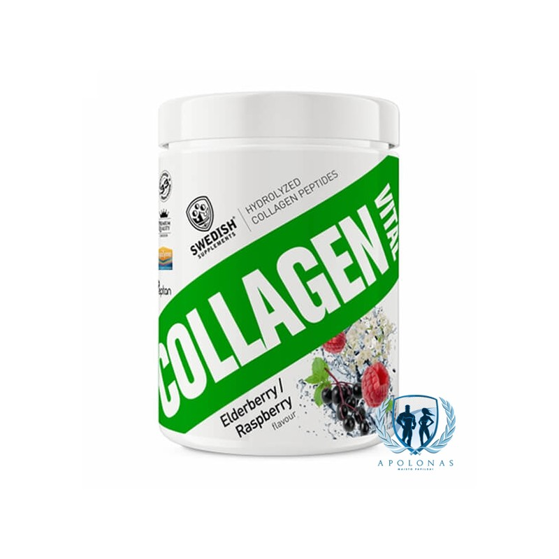 Swedish Supplements Collagen Vital 400g