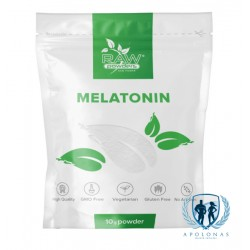 Raw Powders Melatonin 10g