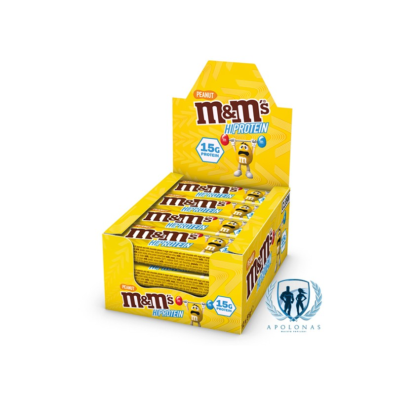 M&M`s Hi Protein 51g