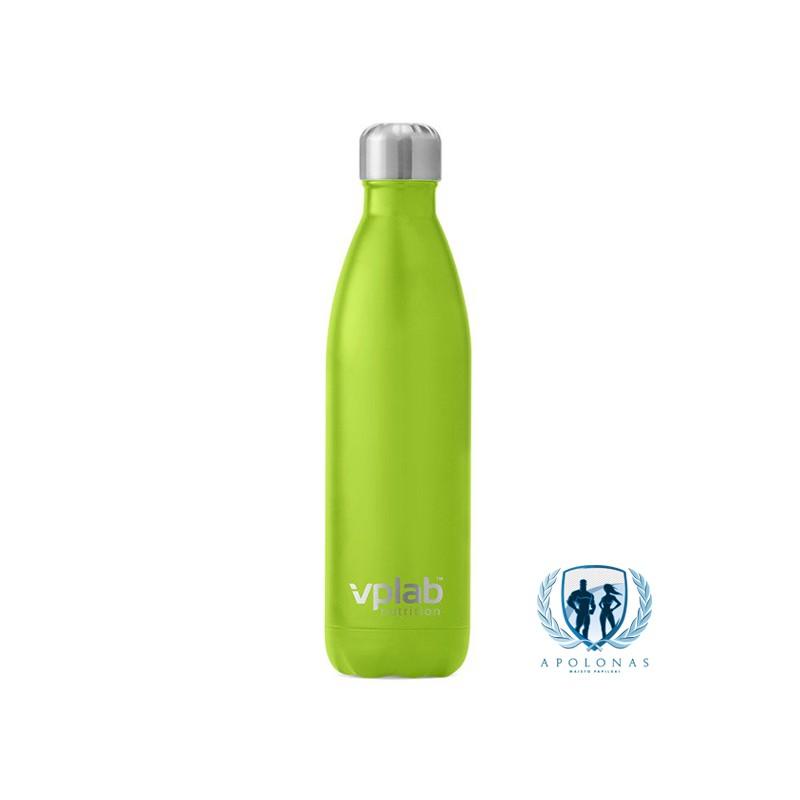 VpLab metalinė vandens gertuvė 500ml Lime