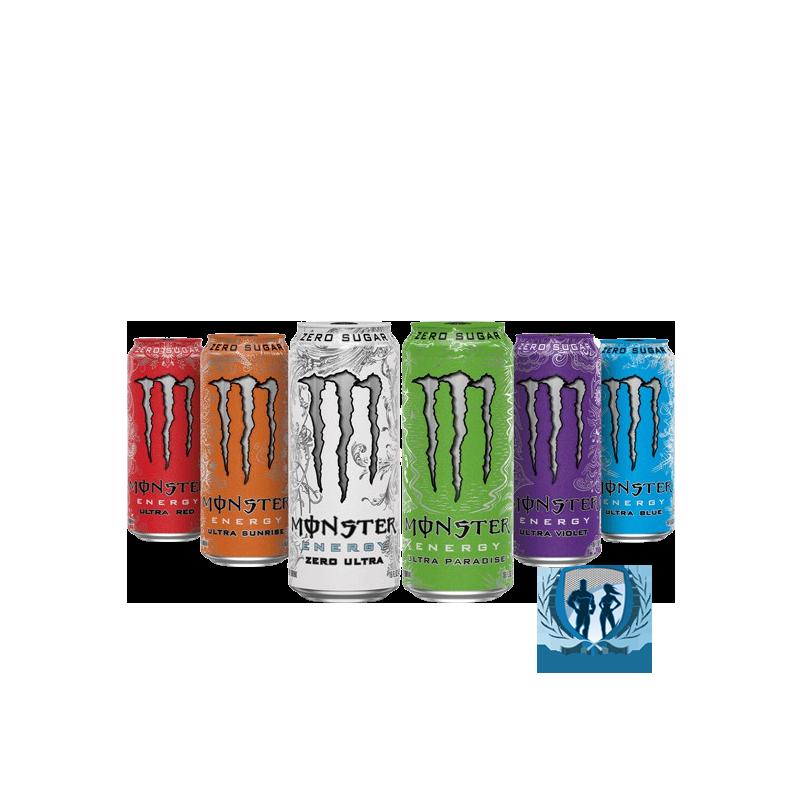 Monster Zero Ultra Energetinis gėrimas 500ml